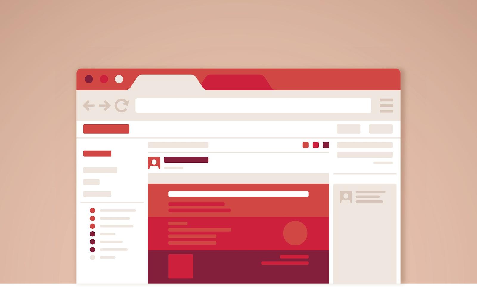 improve usability of website