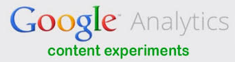 Google Adwords optimization tools- Analytics Content Experiments