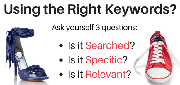 SEO best practices-how to choose right keywords