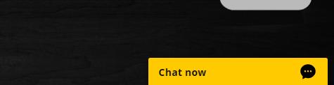 Live chat option on website