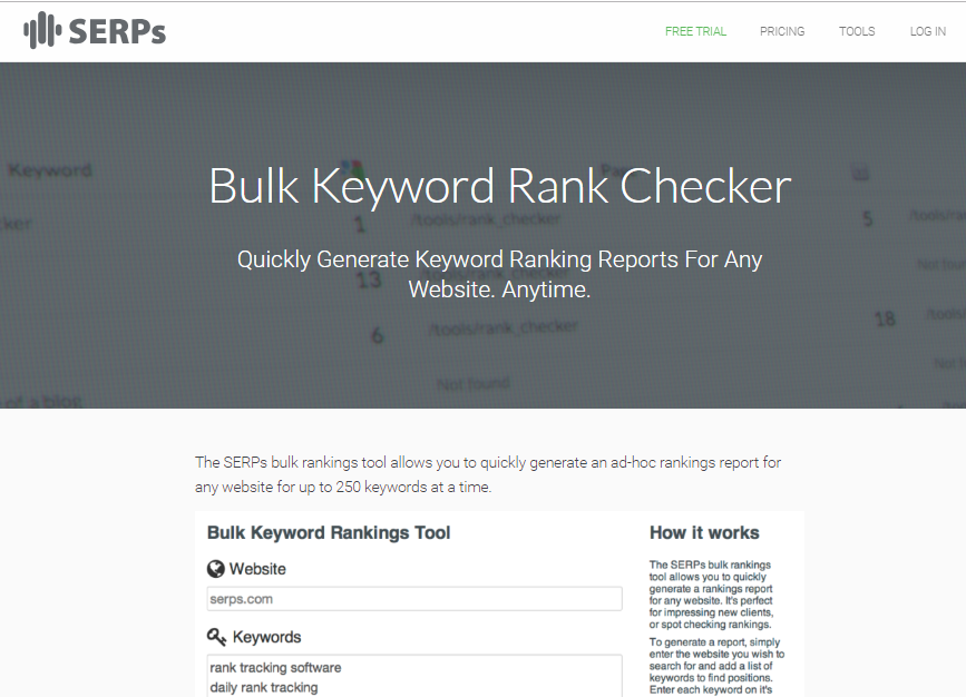 10 SEO Keyword Rank Checker Tools : Track Keywords Ranking Easily