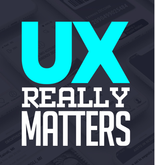 Mobile UX matters